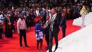 Download MUST WATCH! An evil hearted Colleague DEALT with SPIRITUALLY by Pst Alph Lukau Video