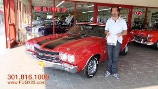 Download 1970 Chevrolet Chevelle SS454 for sale with test drive, driving sounds, and walk through video Video