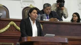 Download Palabras de Dra. Perla Gómez Gallardo, durante la comparecencia ante ALDF Video