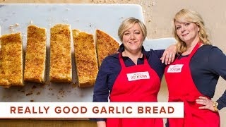 Download How to Make Really Good Garlic Bread Video