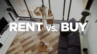 Download Rent Vs Buying a Home and How to Make Millions with a Third Option Video