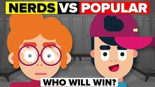 Download Nerds vs Popular Kids: Who Wins in Adulthood? Video