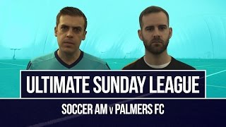 Download Soccer AM v Palmers FC   Horrific broken nose tackle! Video