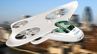 Download TOP - 5 Flying Cars You Need To See : FUTURISTIC TRANSPORT Video
