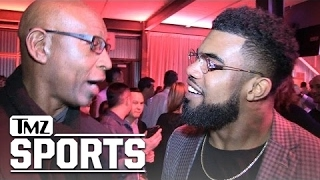Download ERIC DICKERSON, ZEKE ELLIOTT I'M GLAD YOU DIDN'T BREAK MY RECORD...I Hope You Never Do | TMZ Sports Video