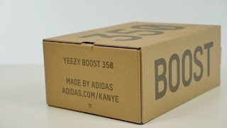 Download UNBOXING: NEW adidas Yeezy Boost Video