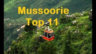 Download Mussoorie Tourism | Famous 11 Places to Visit in Mussoorie Tour Video