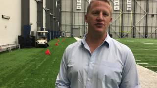 Download TNT's Gregg Bell on why Seahawks traded twice all the way out of round 1 Video