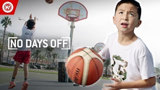Download 10-Year-Old Has INSANE Basketball Handles Video