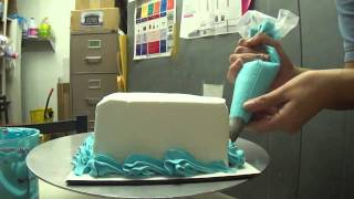 Download basic cake decoration Video