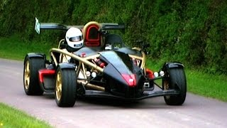 Download Ariel Atom V8: The Fastest Accelerating Road Car On The Planet - Fifth Gear Video