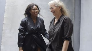 Download Serena Williams Strips Down for 2016 Pirelli Calendar Video