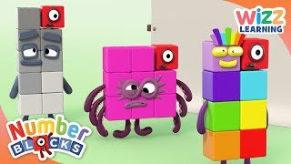 Download Numberblocks - Case of the Hiccups | Learn to Count | Wizz Learning Video