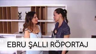 Download Ebru Şallı evinin kapılarını ilk kez Ömür Sabuncuoğlu'na açtı! Video