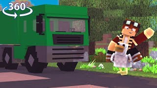 Download 360° Crossy Road in MINECRAFT! Video