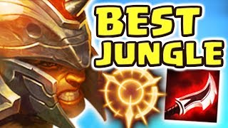 Download YOU TOO CAN BE CHALLENGER | THE BEST JUNGLER EVER | FULL AD XIN ZHAO JUNGLE | HE EXPLODED Nightblue3 Video