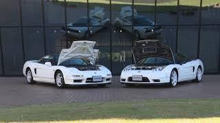 Download Honda Collection Hall 収蔵車両走行ビデオ 1992 & 2002 NSX-R Video