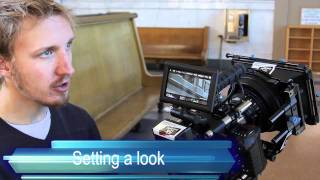 Download Dave Gets a RED Epic Tutorial Before Shooting an Interview Video