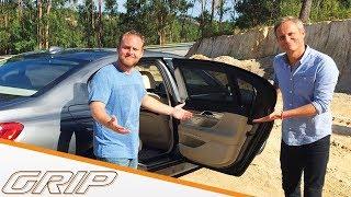 Download Axel Stein und Matthias Malmedie testen den neuen 7er BMW - GRIP - Folge 336 - RTL2 Video
