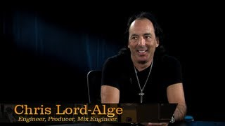 Download Pensado's Place #80 - Mix Engineer Chris Lord-Alge Video