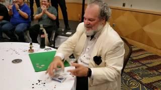 Download Johnny ace magic close up Super cool magic trick ala AGT STYLE PHILA TV Video