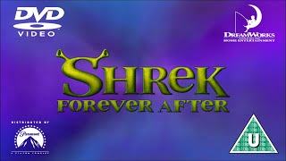 Download Opening to Shrek Forever After UK DVD (2010) Video
