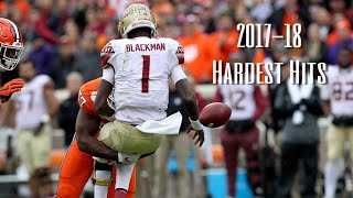 Download College Football Hardest Hits 2017-18    Part 1    ᴴᴰ Video