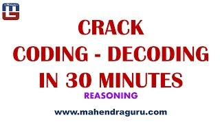 Download CRACK CODING - DECODING IN 30 MINUTES Video