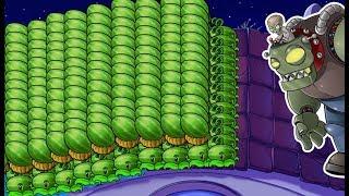Download 999 Melon Pult vs Dr.Zomboss - Plants vs Zombies Hack Epic 100% Video