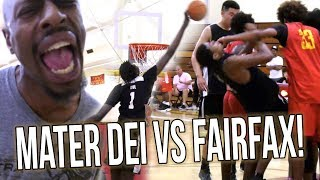 Download Mater Dei VS Fairfax HEATED CHAMPIONSHIP Goes To FINAL SECONDS! Spencer Freedman VS Ethan Anderson! Video