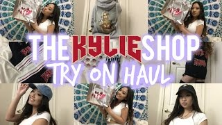 Download THE KYLIE SHOP TRY ON HAUL Video