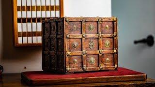 Download Solving the ANCIENT TREASURE Puzzle Box!! Video