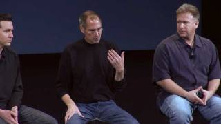 Download Steve Jobs:Android versus the iPhone Video