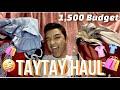 Download Taytay HAUL Video