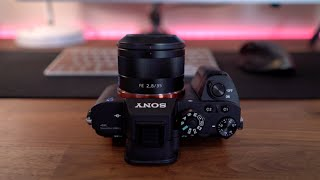 Download Sony A7Sii Review - Filmed With the A7Sii Video