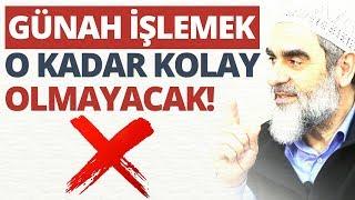 Download Bu videoyu izledikten sonra günah işlemek o kadar kolay olmayacak! l Nureddin Yıldız Video