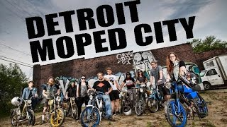 Download Detroit - Moped City. Video