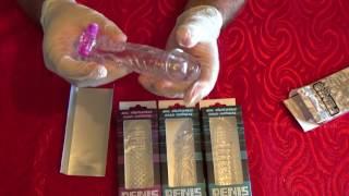 Download Penis Sleeve Şeffaf Penis Kılıfı Video