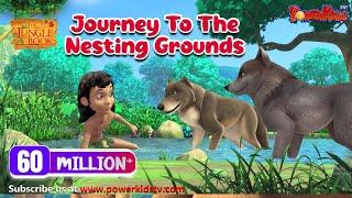 Download Jungle Book Hindi Cartoon for kids   Jungle  Mogli Cartoon Hindi   Journey to the nesting grounds Video