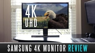 Download Samsung U28D590D 4K Monitor Review Video