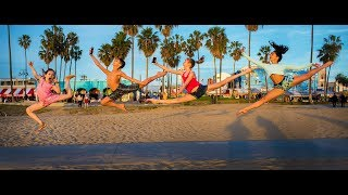 Download 10 Minute Photo Challenge with Dance Moms Elliana W. and Friends Rocking Venice Beach Video