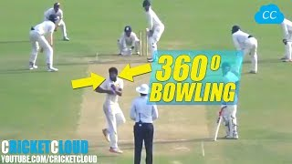 Download Weirdest Bowling Action Ever | You can't Even Imagine how he's going to bowl !! Video
