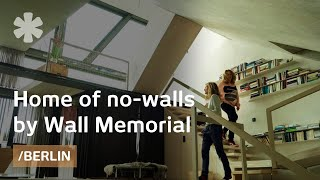 Download House of no walls by former Berlin wall Video