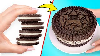 Download Trying The Best Ever Oreo Cake Recipe Video