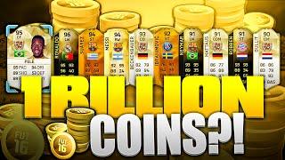 Download 1 BILLION COINS? Video