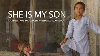 Download She is My Son: Afghanistan's Bacha Posh, when Girls Become Boys (RT Documentary) Video