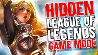 Download The Hidden League of Legends Game Mode Video