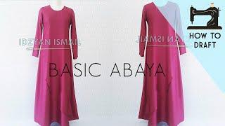 Download How to Draft Maxi Dress | Maxi Dress Pattern | DIY Abaya Video