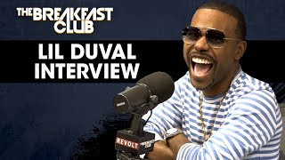 Download Recording Artist Lil Duval Shares The Secret To His Perfect Hairline, Talks Dream Collabs + More Video