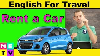 Download English for Travel |How to Rent a Car Video